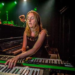 Keyboardles Purmerend Muziekles Lydia van der Ploeg